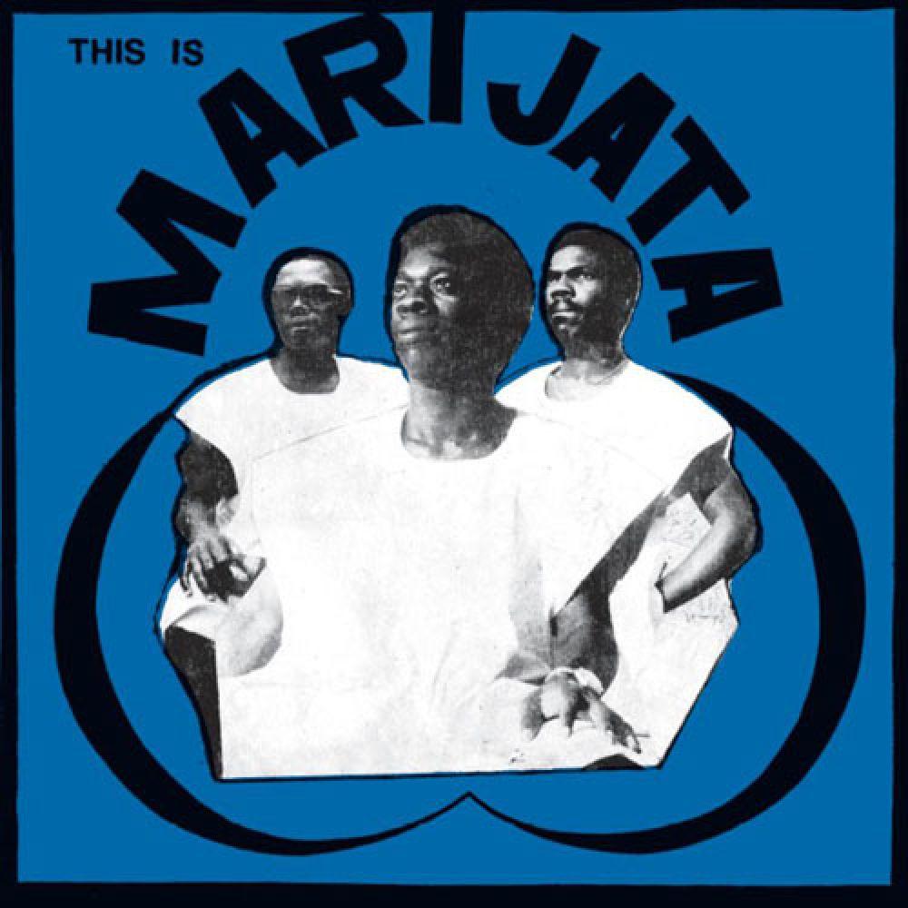 Intense Records Buy Marijata Pat Thomas Mr Bongo Indie
