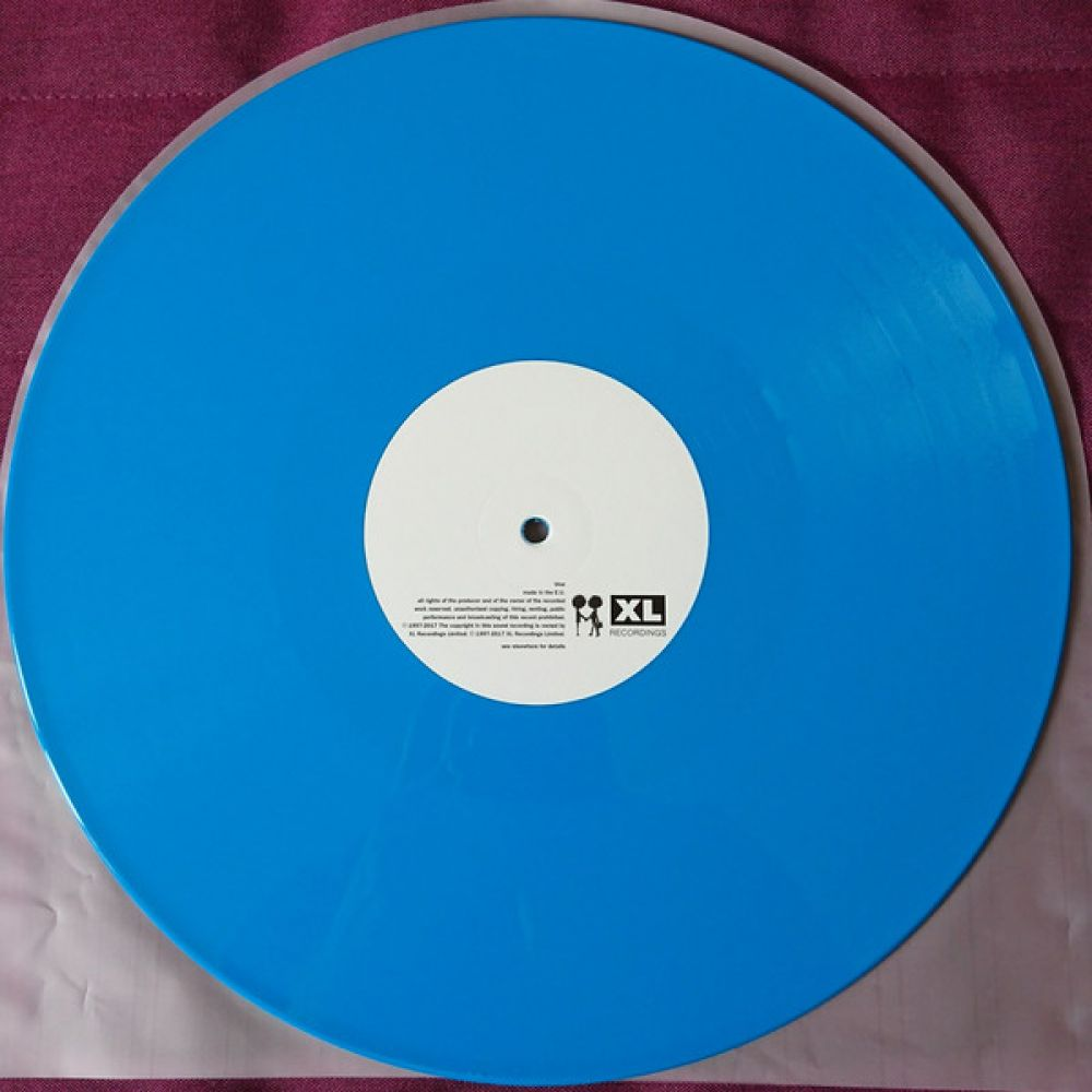 Intense Records Buy Ok Computer Oknotok 1997 2017 Blue
