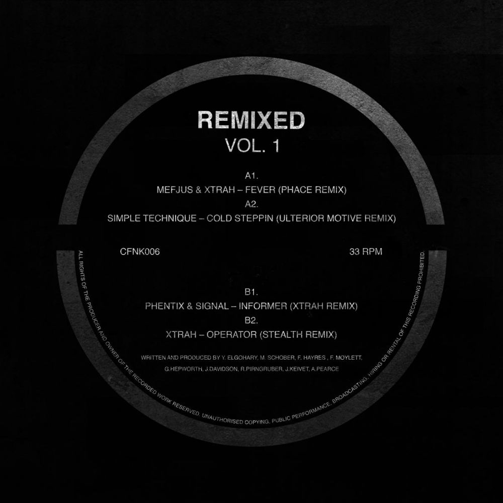 Various - Remixed Records 17