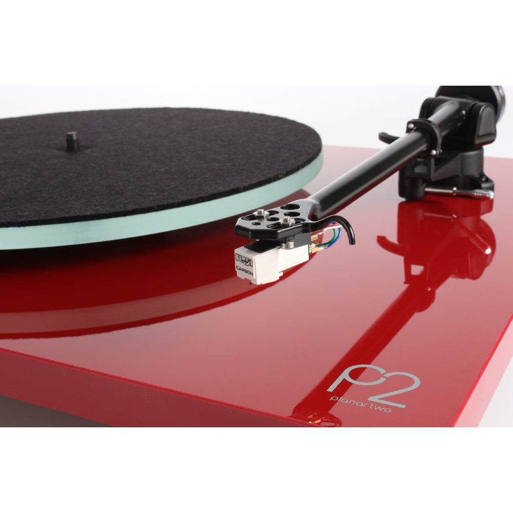 Intense Records | Buy Rega P2 Planar Turntable (Red