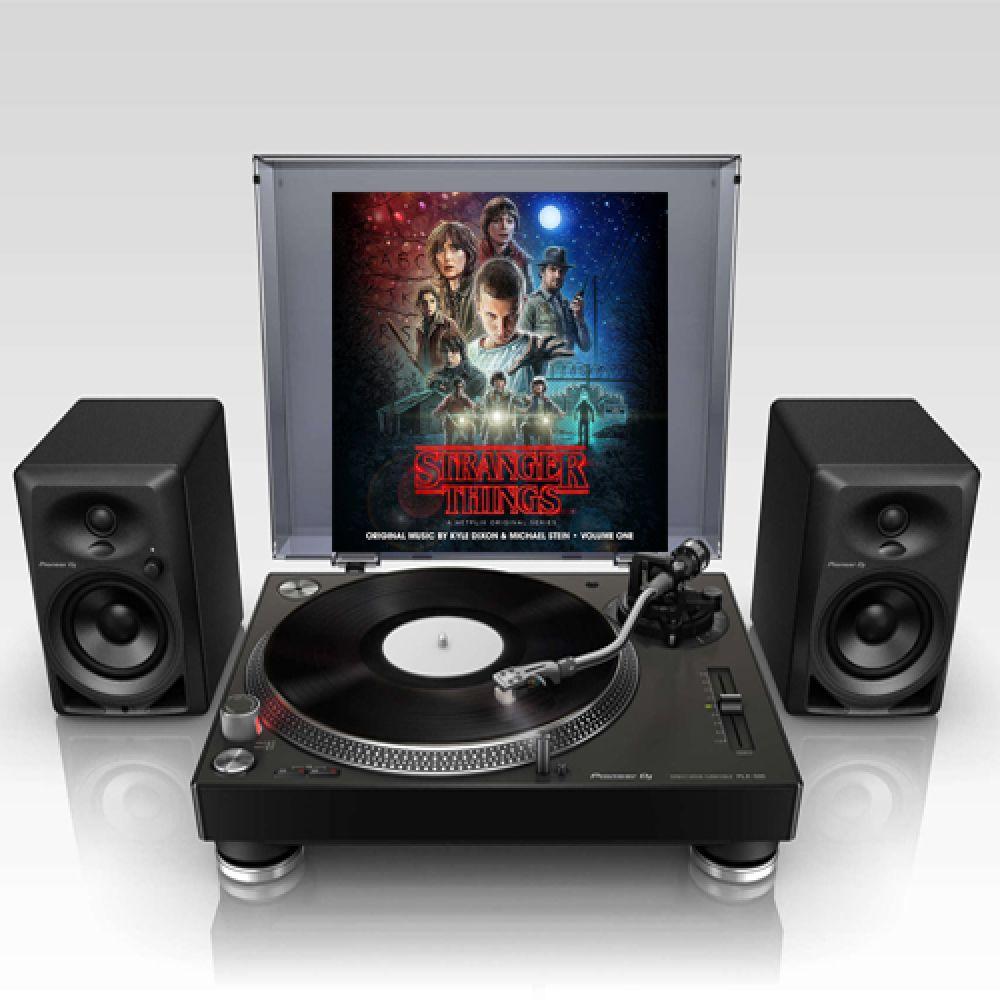 7093a0faa36 Pioneer PLX500 Vinyl Starter Pack (Black)
