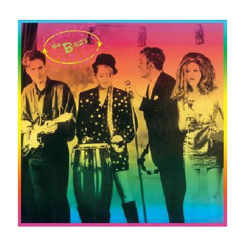 Image result for cosmic thing b52's clipart