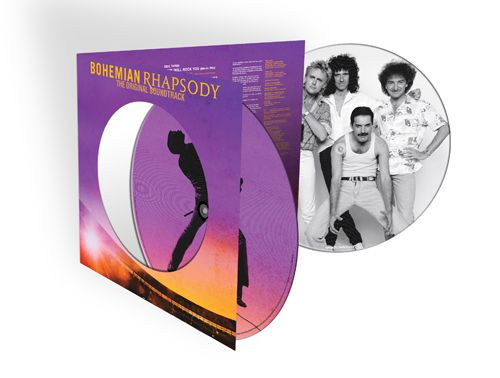 new product 21d79 a668e Intense Records   Buy Bohemian Rhapsody Picture Disc - Queen ...